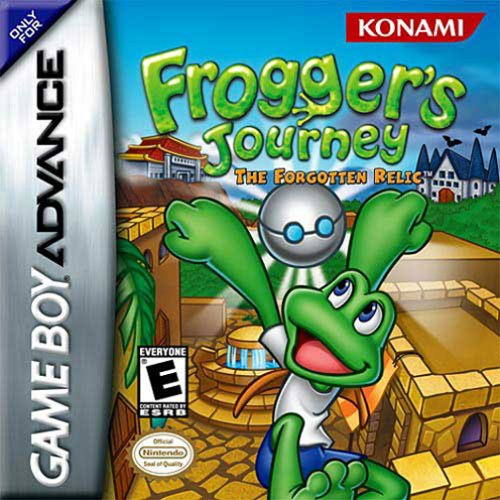 Amazon com: Frogger's Journey: The Forgotten Relic: Video Games