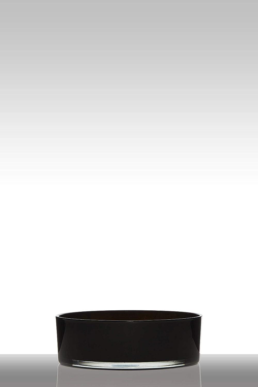 12er SET Glasschalen 16cm rund Sandra Rich Dekoschalen AUTOMATIC H 7,5cm D