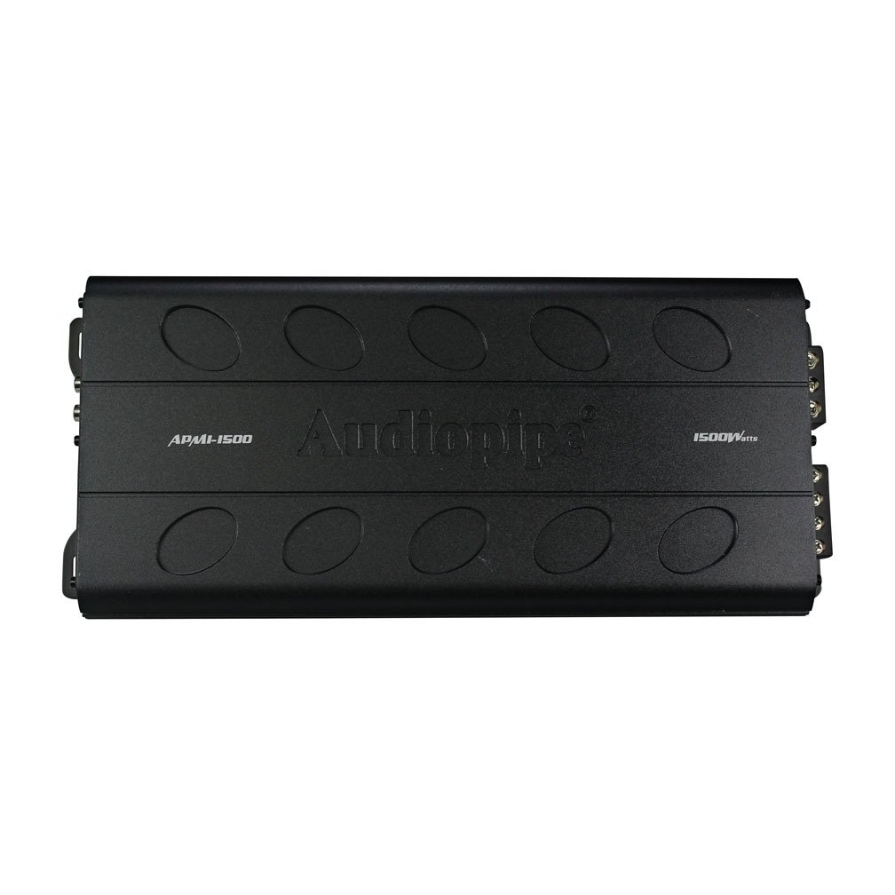 Audiopipe Mini Class D Amplifier 1500W