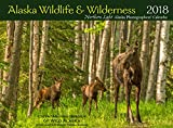 Alaska Wildlife & Wilderness 2018 wall calendar