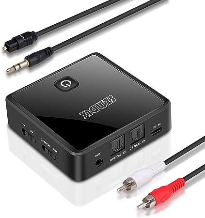 Bluetooth Adapter Transmitter And Receiver 2 In 1 Elektronik