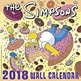The Simpsons 2018 Wall Calendar