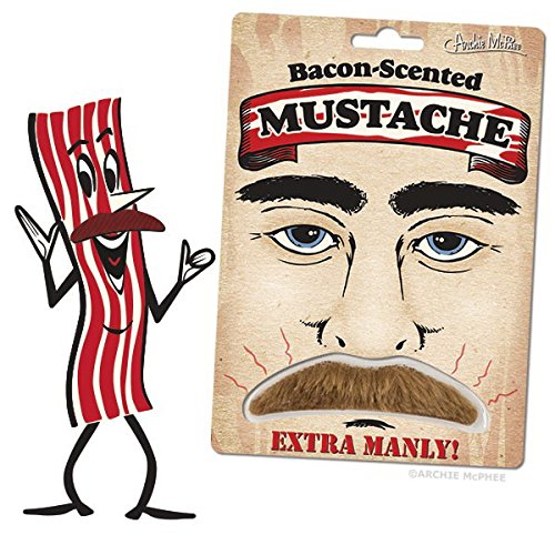 Archie McPhee - Accoutrements Bacon Scented Mustache ()