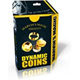 Marvin's Magic The Dynamic Coins Amazing Tricks Set - Professional magic made easy