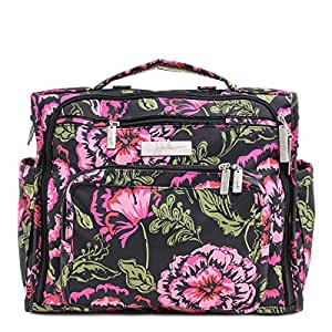 Ju-Ju-Be Classic Collection B.F.F. Convertible Diaper Bag, Blooming Romance