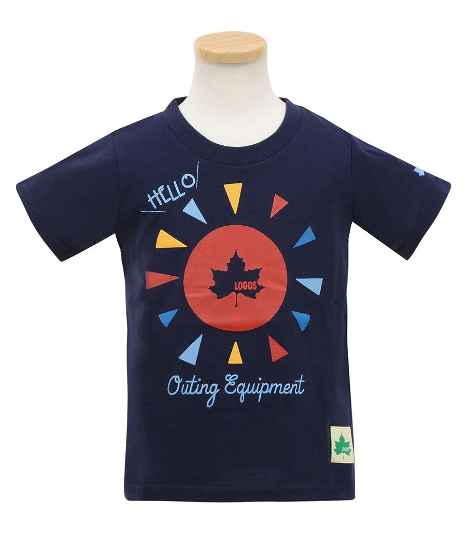 ロゴス 子供用 半袖Tシャツ