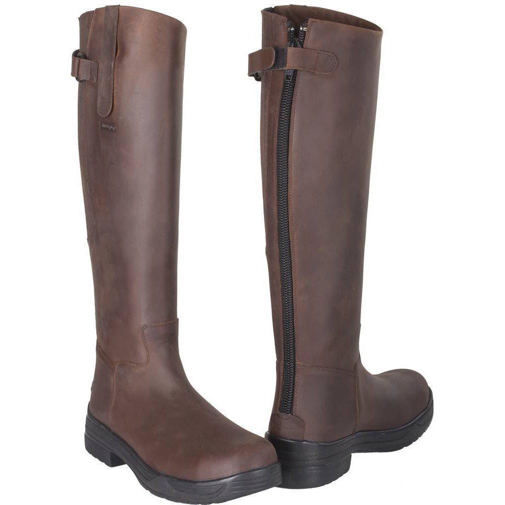 Toggi Kendrick Long Boot Chaussures dEquitation Mixte Adulte
