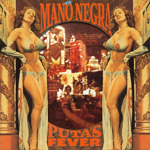 Vinilo : Mano Negra - Puta's Fever (With CD, Holland - Import, 2PC)