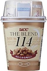 UCC ザ・ブレンド114カップコーヒー2P×10個
