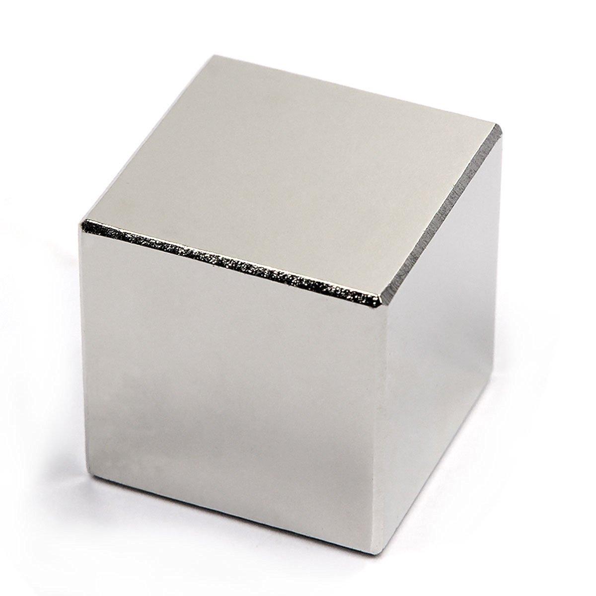 20mm Cube, Rare Earth Neodymium Magnet B01EF34M7E