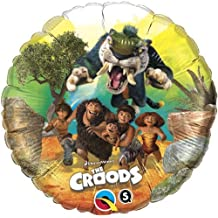 "The Croods 18"" Mylar Foil Balloon"