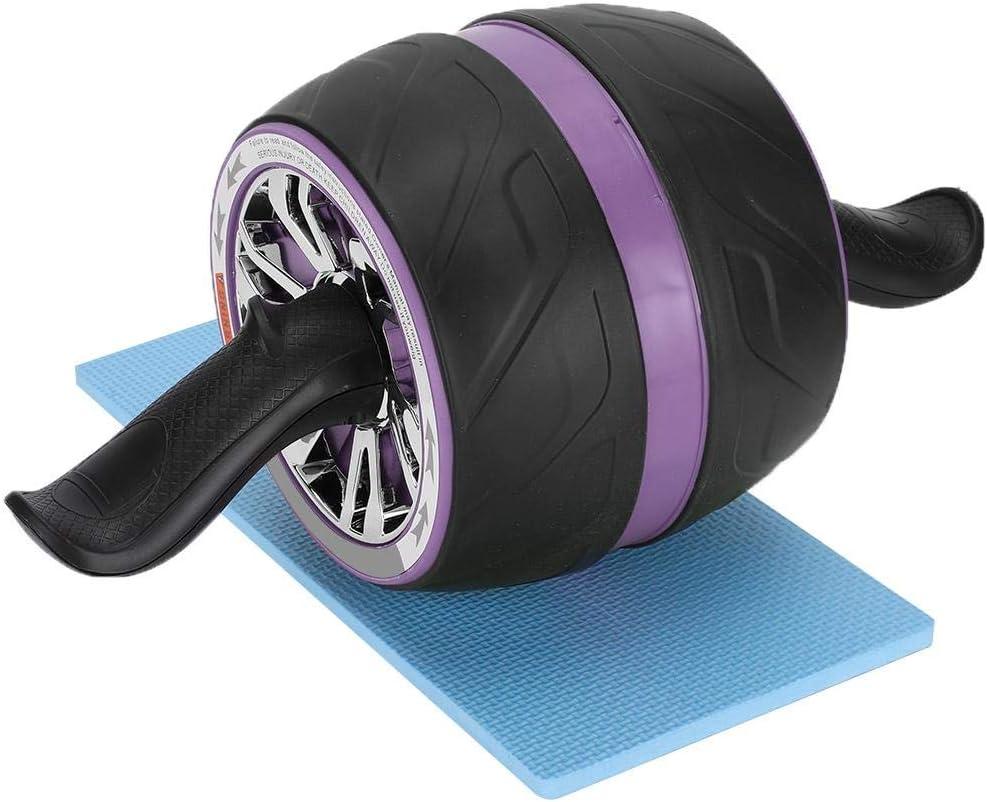 Muskeltraining Bauch Fitness Roller Abdominal Exercise Wheel Home Workout Ausr/üstung