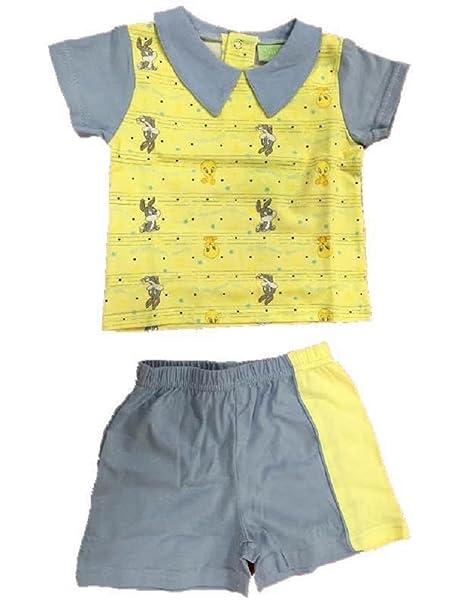 Pijamas bebé Baby Looney Tunes de 6 a 48 meses * 13528 (12 meses)