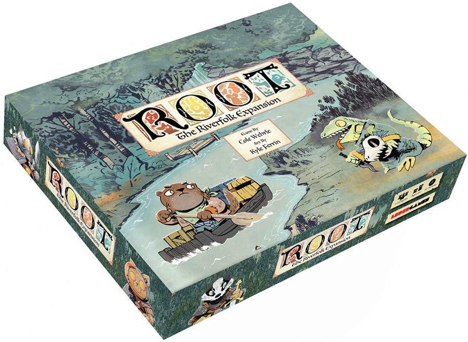 Root - Riverfolk Expansion: Amazon.es: Juguetes y juegos