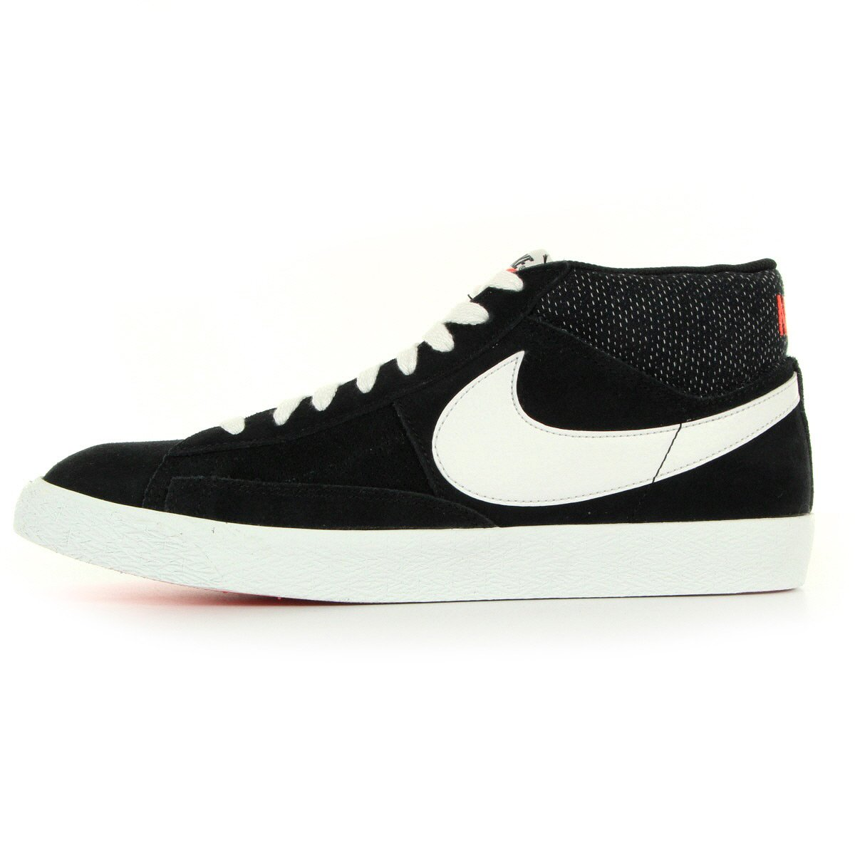 new arrival f70ea 8dc4a Nike Blazer Mid 2.0 607273012, Baskets Mode Homme - Black - Amazon.co.uk  Clothing