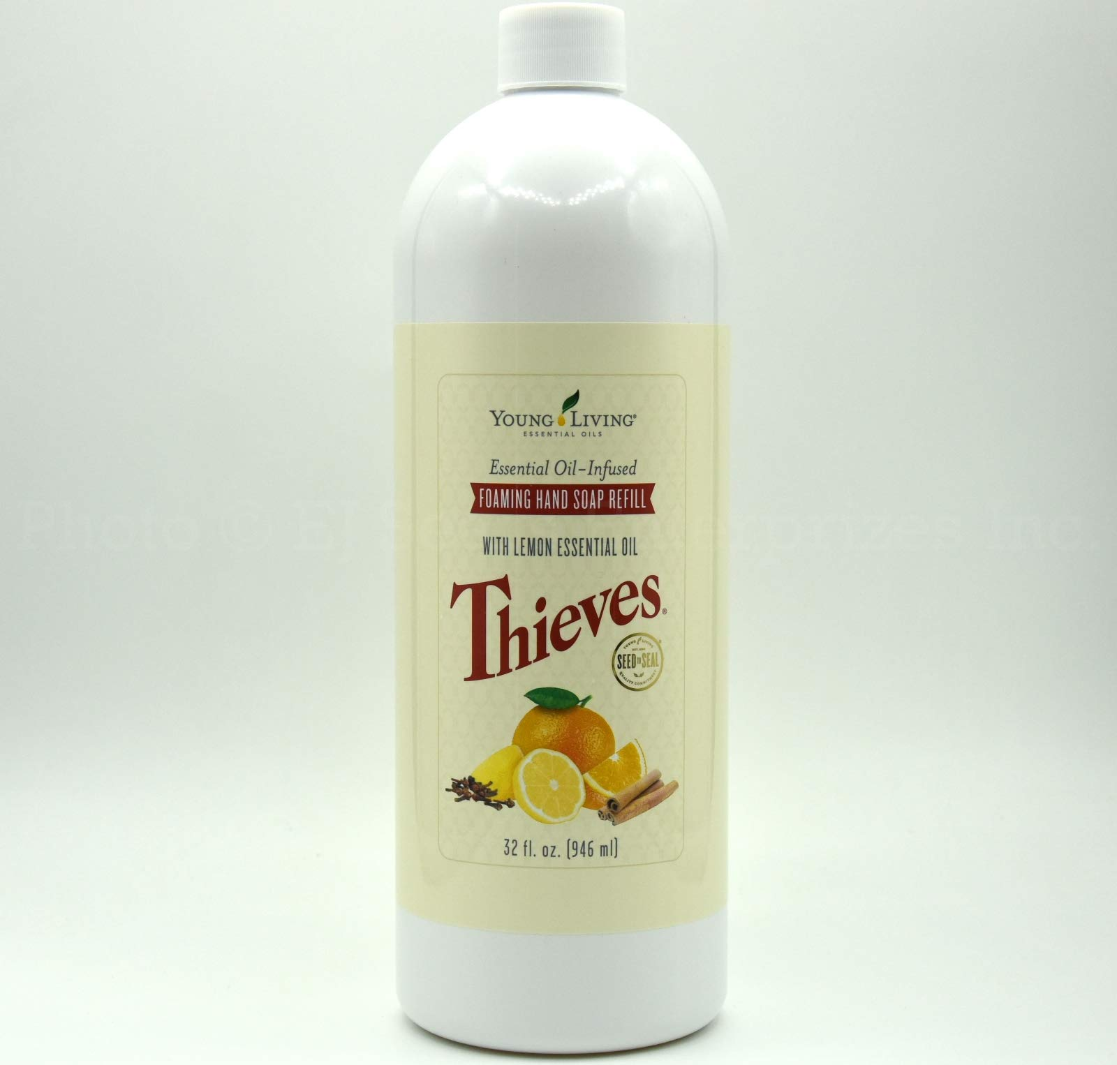 Young Living EssentialOilsLife - Thieves Foaming Hand Soap Refill - 32 oz by Young Living