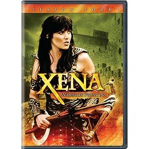 Xena: Warrior Princess: Season 4 (2014)