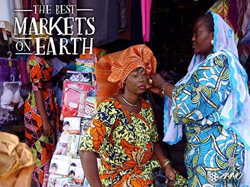 (Dantokpa Pagne Market, Benin)