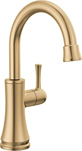 Delta Faucet 1920-CZ-DST Traditional Beverage Faucet, Champagne Bronze