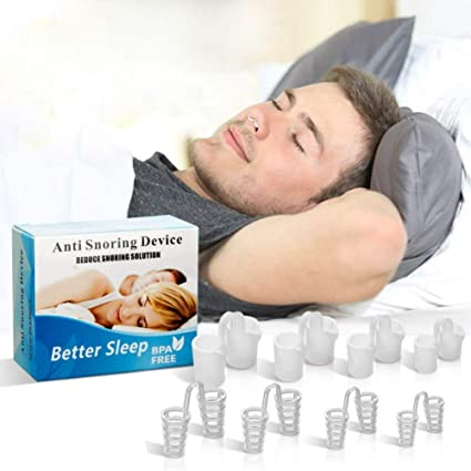 Dispositivos Anti Ronquidos Solucione,no roncar Dilatador Nasal Antirronquidos Nariz Solucion Ayuda para Dormir Apnea,snore stopper anti snoring ...