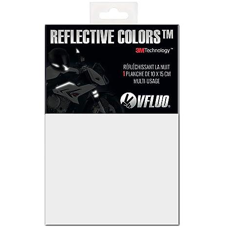VFLUO 3M Reflective Colors™, Kit de Pegatina Retro Reflectante a Cortar para Casco de