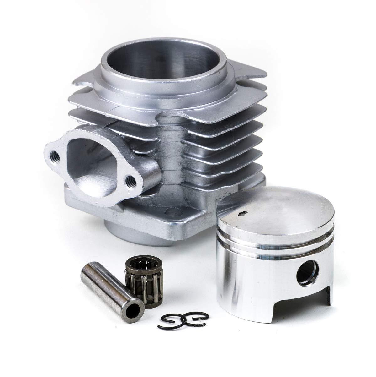 Kit Cilindro 50cc Testa CNC Scomposta per Minimoto Racing Completo ORO