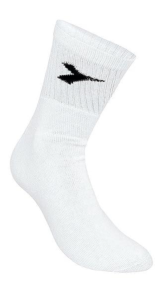 crazy price best value a few days away Diadora Unisex Diadora Crew Soccer Socks (6 Pair)