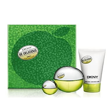 Donna Karan Dkny Be Delicious Edp Set 100+ Mini 7 + B/L 100-0.3 ml: Amazon.es