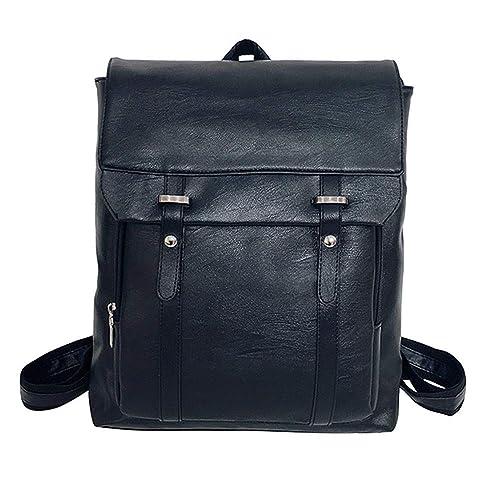 Amazon.com  AgrinTol Vintage England Unisex Backpack Bag Travel ... 8950b3196228c