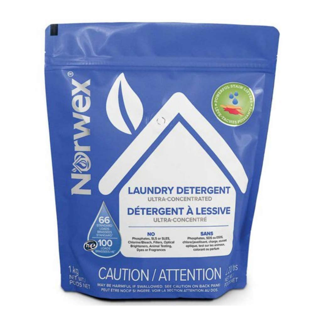 Norwex Ultra Concentrated Laundry Detergent 1 Kg by Norwex