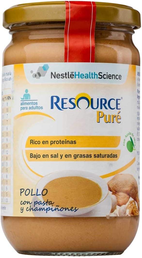 RESOURCE - RESOURCE PURE POLLO 300 G: Amazon.es: Alimentación ...