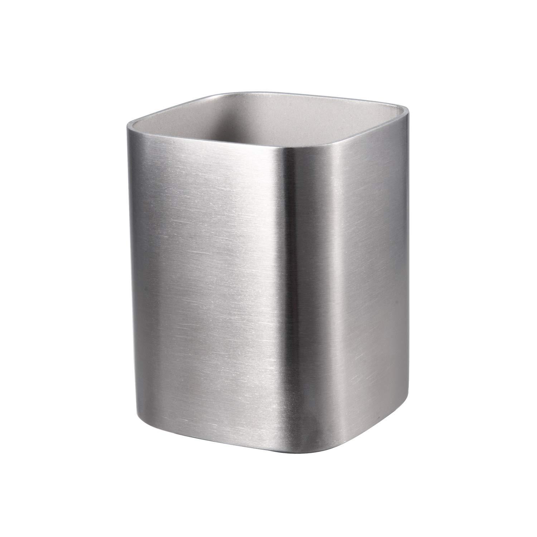 IMEEA Schwerlast SUS304 Edelstahl Stiftehalter Stiftek/öcher Container Organizer 2mm Dick Silber