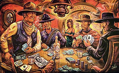 villainous gambling cowboy