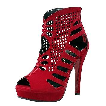 9dab6e436067 Amazon.com: Clearance Sale! Women's Stiletto High Heels Shoes ...