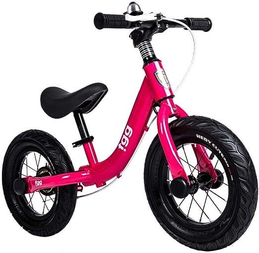 Bicicleta Sin Pedales Ultraligera Bicicleta de equilibrio, 36 cm ...