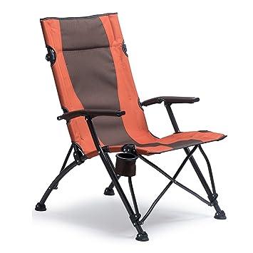 HM&DX Sillas de camping plegables exteriores Para gente ...