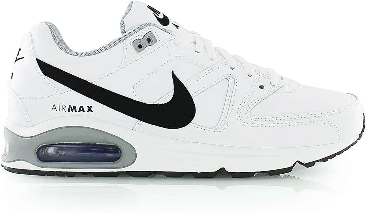 Nike Air Max Command Leather Bianco Misure 42, 43, 44, 45