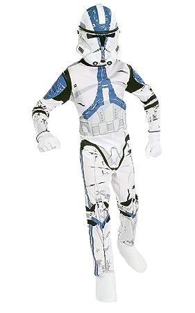 f8f3e14a42242 Clone Trooper - Star Wars - enfants Costume de déguisement - 8-10ans -  147cm - L