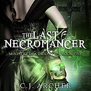 The Last Necromancer Audiobook