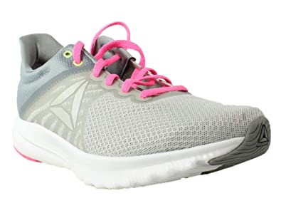 Image Unavailable. Image not available for. Color  Reebok Womens OSR  Distance 3.0 Gray Running ... 1176a481d