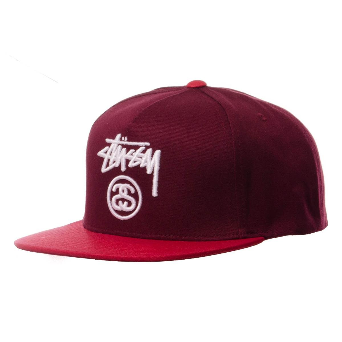 b35e80a9a3d Amazon.com  Stussy - Mens Stock Lock Snapback Hat