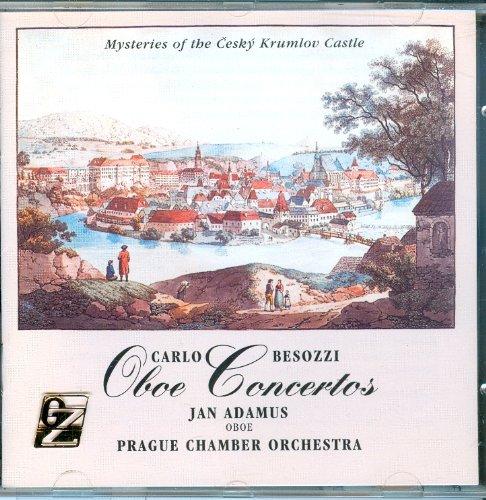 Oboe Concertos - The Cesky Krumlov Castle