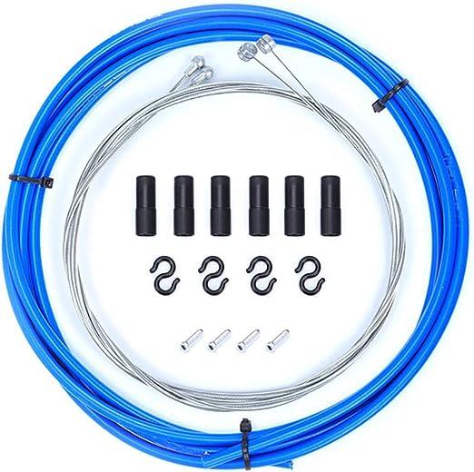 CDKJ Cables de Freno de Bicicleta Universal de Tubos para ...