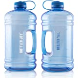 Large Capacity Water Bottle Jug 105OZ BPA-Free Big 0.8 Gallon Gym Bottles Water Container