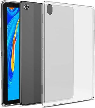 RLTech Funda Carcasa para Lenovo Tab M10, Silicona TPU Flexible ...