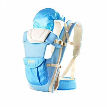 Newborn Infant Baby Carrier Simple Breathable Ergonomic Adjustable Wrap Sling Backpack New Backpacks & Carriers Mother & Kids