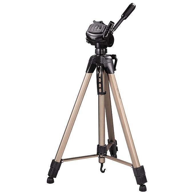 Hama STAR 63 - Trípode completo (incluye bolsa): Amazon.es ...