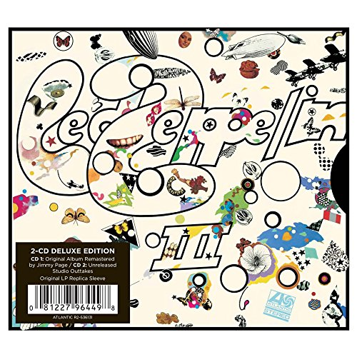 Led Zeppelin: III - Remastered Deluxe Edition (Audio CD)
