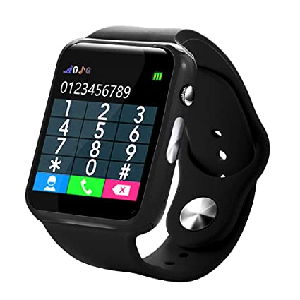 Amazon.com: GT08 Kids Smartwatch Phone,Color Touchscreen ...