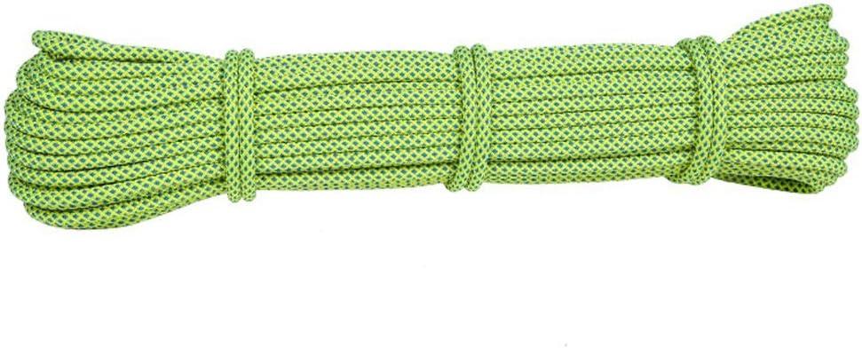 HaiShan Cuerda PSZ1, Cuerda de Escalada Montañismo Exterior ...